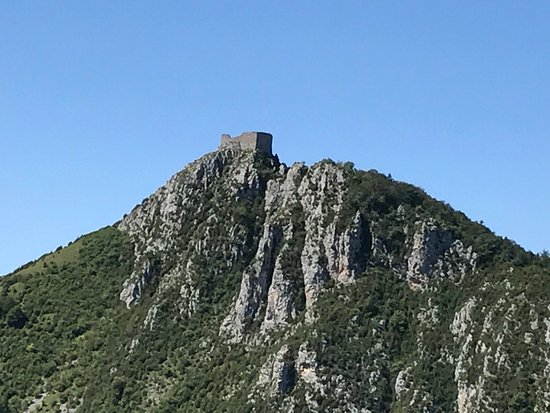 Montsegur, Frankrijk: photo1.jpg