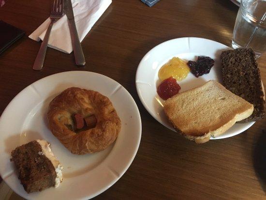 Andersen Boutique Hotel: Breakfast at the Andersen Hotel - delicious