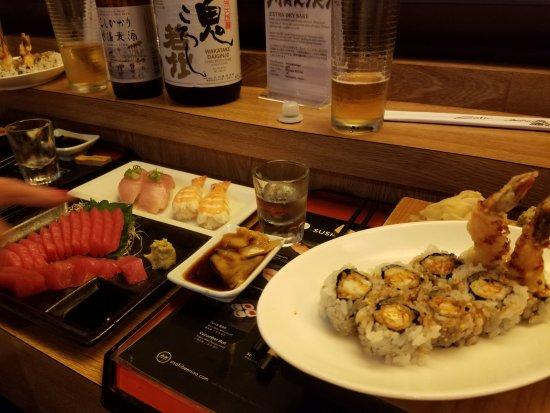 Sato japanese cuisine japanese restaurant 3015 hopyard for Asian cuisine cooking techniques
