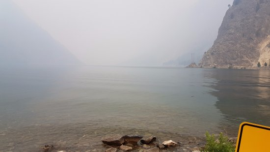 Lillooet, Canadá: Seton Lake