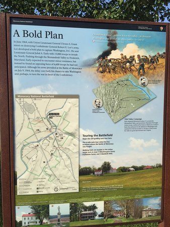 Frederick, MD: overview of battle