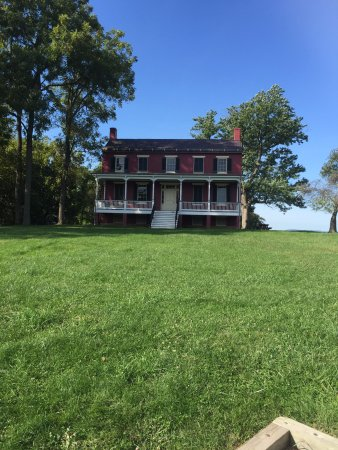 Frederick, MD: The Worthington House