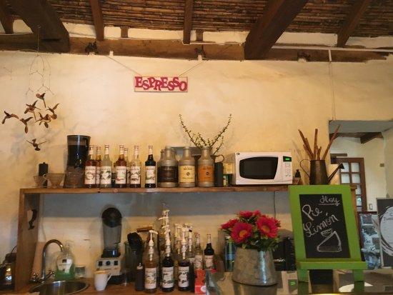 San Rafael de Escazu, Costa Rica: Súper agradable! Un oásis en el corazón de Escazú! Muy recomendado para tomar un rico café (frío