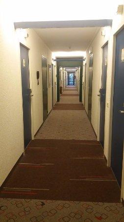 Diegem, Belgien: Hallway