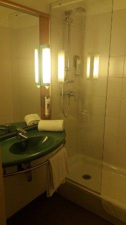 Diegem, Belgien: Bathroom