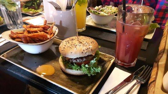 Bester Burger Karlsruhe
