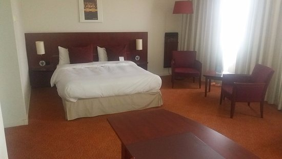 Evere, Belgique : Mercure Brussles room