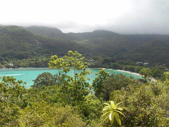 Isla Mahé, Seychelles: The View
