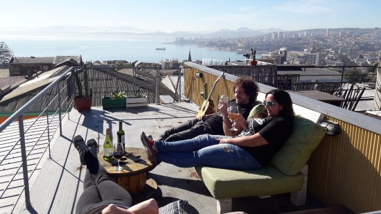 Lemuria Hostel Prices Reviews Valparaiso Chile