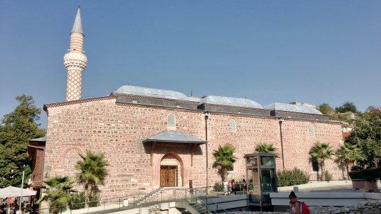 Djumaya Mosque: Immer wieder ein schönes Fotomotiv