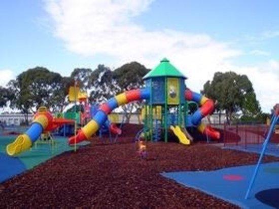 Millicent Mega Playground