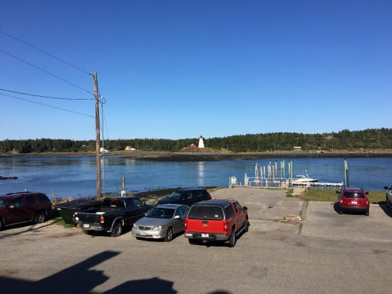Frank's Dockside, Lubec Maine