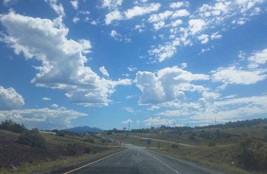 Route 66: Paesaggi incredibili