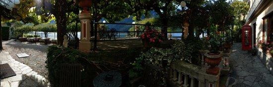 San Mamete Valsolda, Italy: Seul aspect positif, le cadre ...