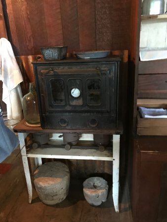 Captain Cook, Hawái: Oven