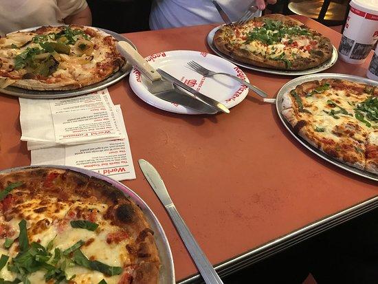 Photo of Regina Pizzeria in Boston, MA, US