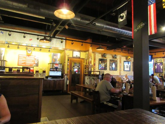 Ellicott City, Μέριλαντ: The main dining room.