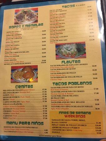 Union City, Νιού Τζέρσεϊ: El Mole Poblano Restaurant