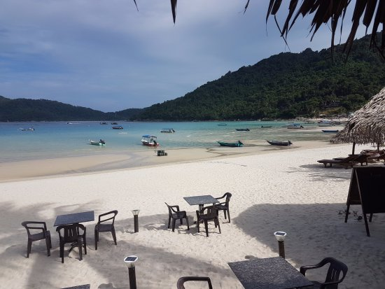 The world cafe pulau perhentian kecil