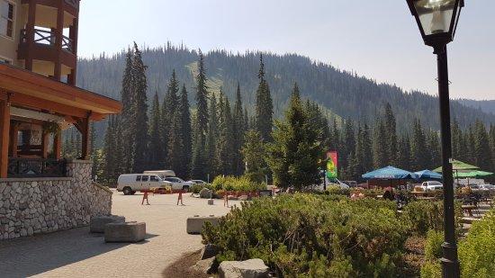 Sun Peaks, كندا: Sun Peaks in summer