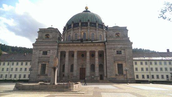Stuehlingen, Jerman: Dom St Blasien