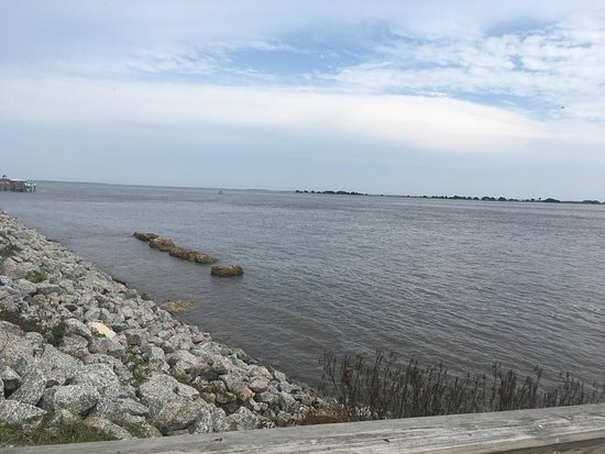 Southport Pier and RIverwalk: Ocean
