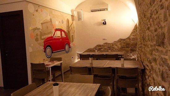 Accettura, Italia: Manuelito