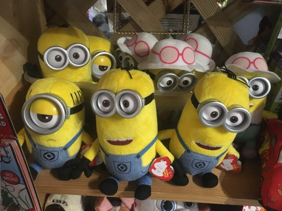 Southport, Carolina do Norte: Minions