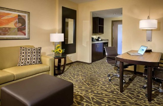 Embassy Suites by Hilton Houston - Energy Corridor: Guest Suite Parlor Area