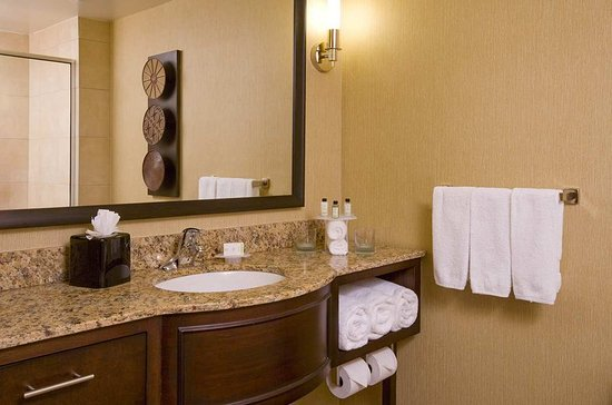 Embassy Suites by Hilton Houston - Energy Corridor: Guest Suite Bath