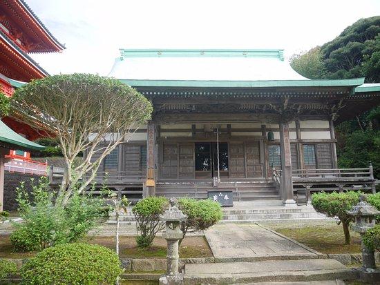 Saikyoji Temple: 最教寺三重塔本堂