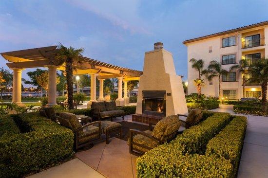 Hilton Garden Inn San Diego Mission Valley Stadium Autos Post