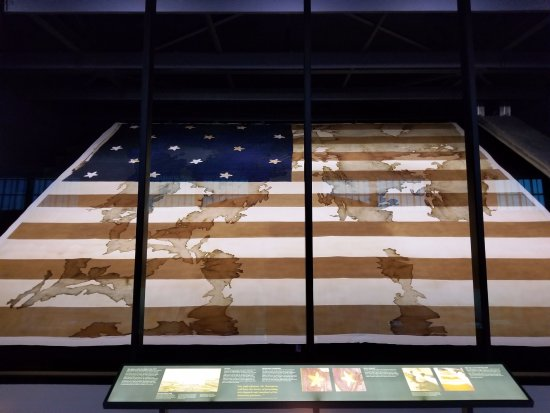 Youngstown, Estado de Nueva York: Ft. Niagara's Garrison Flag