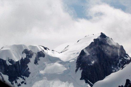 Talkeetna, AK: WIND BLOWN HIGH PEAKS