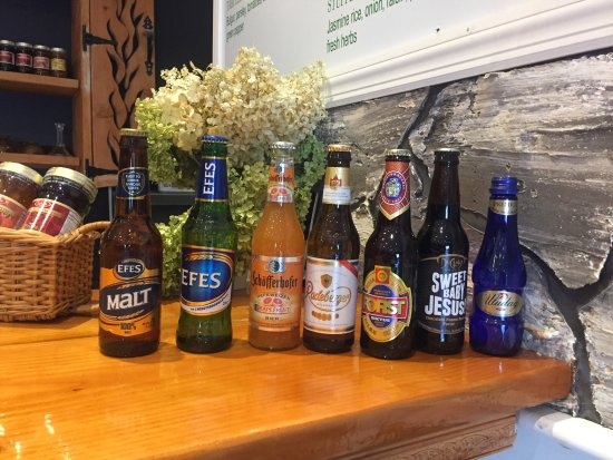 Greenport, NY: A connoisseur's beer selection