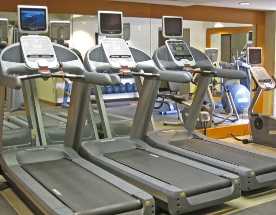 Burlingame, CA: PreCor® Equipment