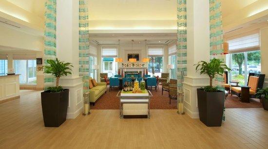 Hilton Garden Inn Jacksonville JTB / Deerwood Park: Lobby