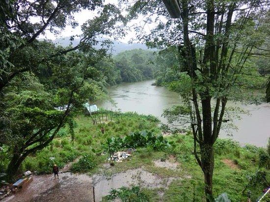 Plantation Hotel: 川の眺めが良い