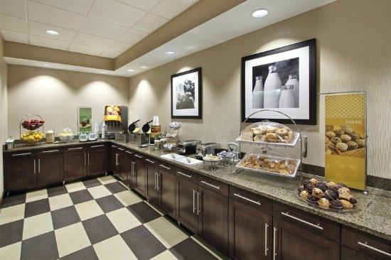 Hagerstown, Мэриленд: Breakfast Buffet
