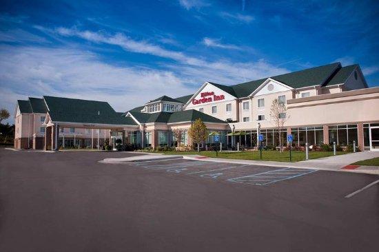 Berkeley, MO: Welcome to the Hilton Garden Inn St. Louis Airport