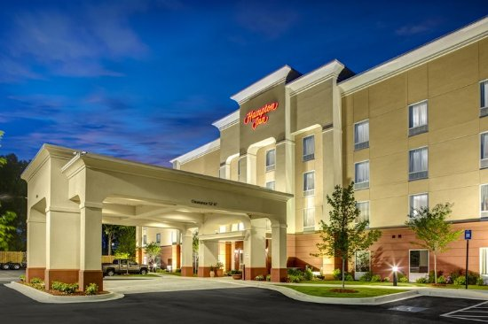 Thomson, Джорджия: Hotel Exterior