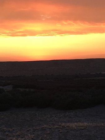 Bruneau, Idaho: Sunset