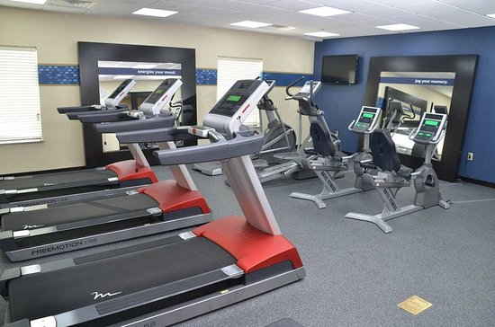 West Middlesex, PA: Fitness Center