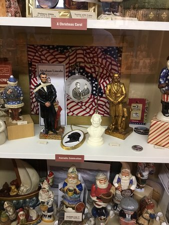 Sutton, MA: Some of their figurines