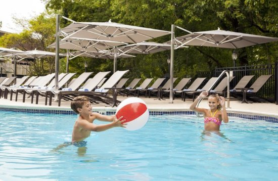 Short Hills, NJ: Pool with kids