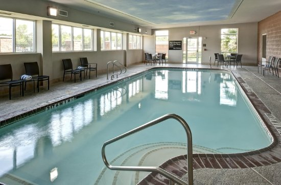 Hampton Inn & Suites Texarkana : Indoor Pool