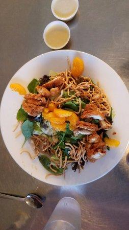 Beaver, UT: Oriental chicken salad