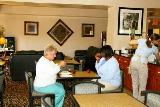 Lindale, TX: Restaurant
