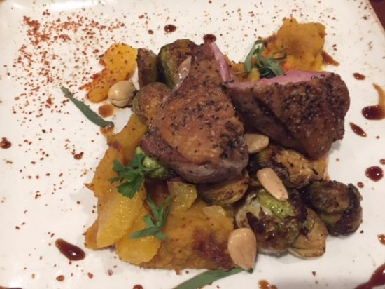 Donegal, PA: Duck Breast