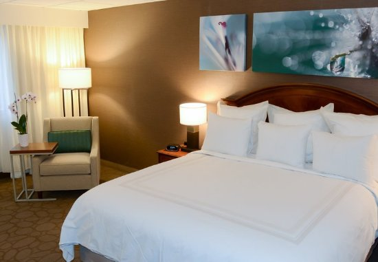 Delta Hotels by Marriott Racine: King Guest Room